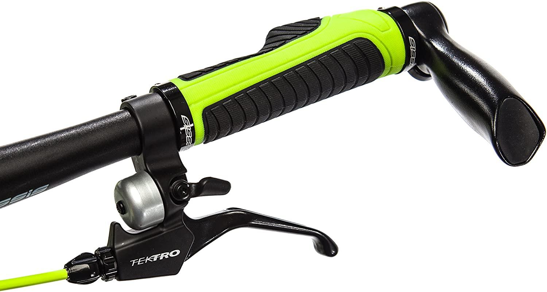 CRUSSIS  Urban Tretroller 4.2 Black/Green 26/20