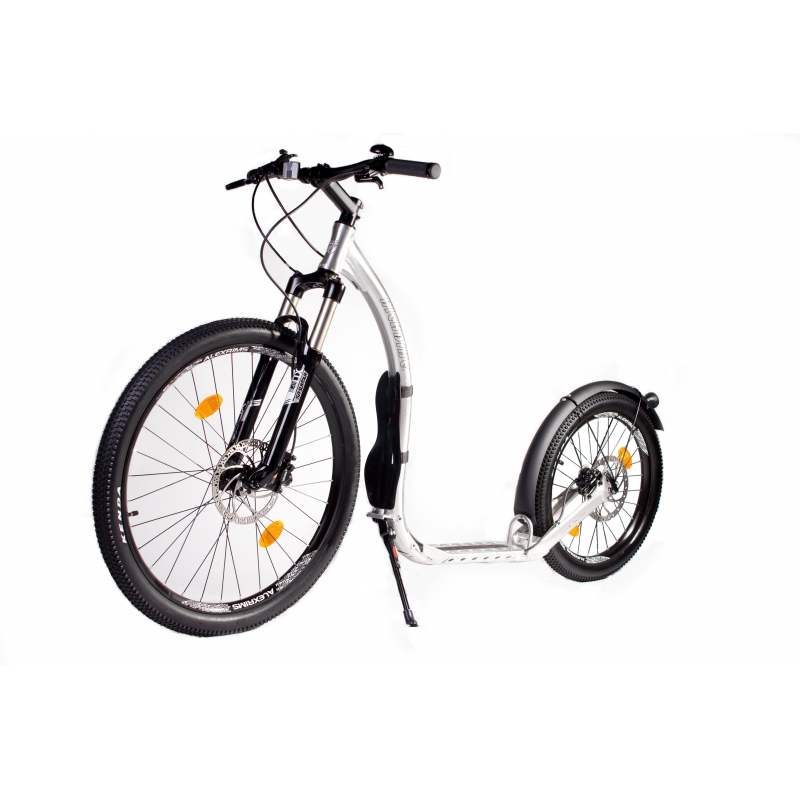 KICKBIKE TRETROLLER CROSS MAX 20HD+ ALUMINIUM