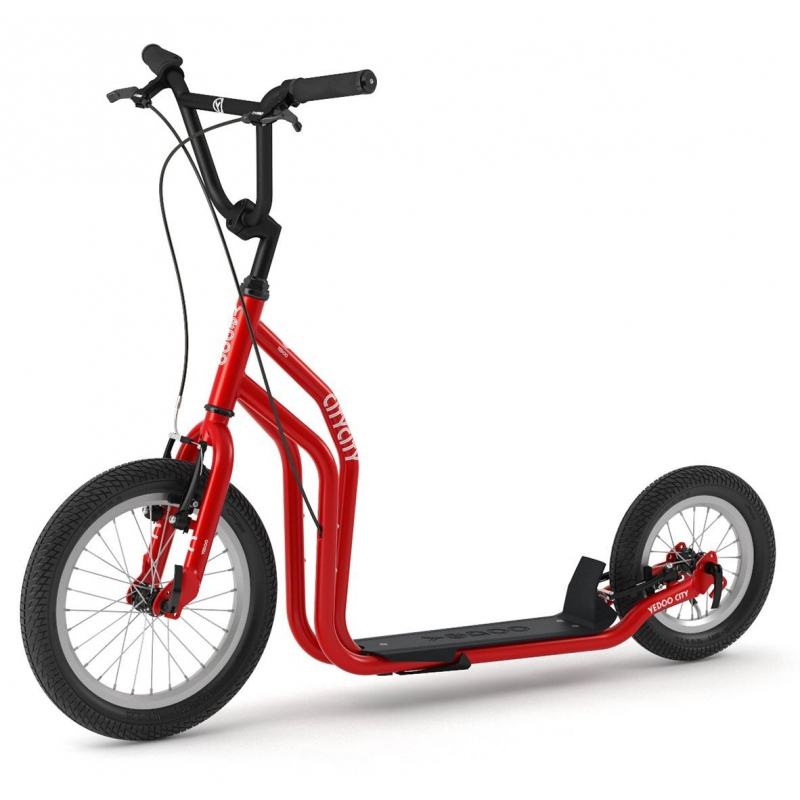 YEDOO NEW CITY ROLLER RED
