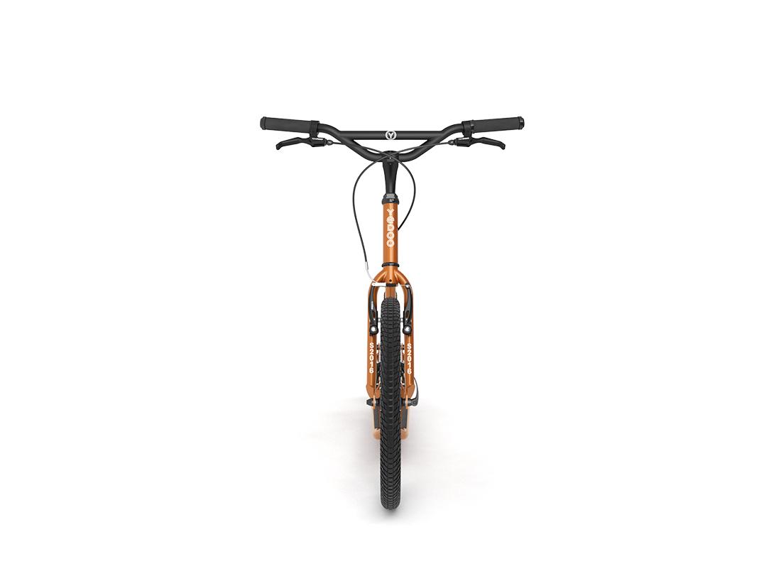YEDOO Tretroller  S2016 orange