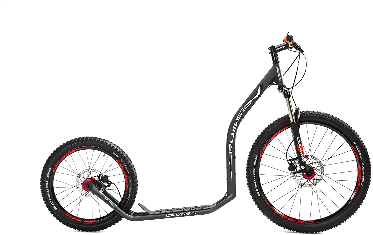 CRUSSIS CROSS TRETROLLER 6.3 ANTHRACITE 26/20 HD