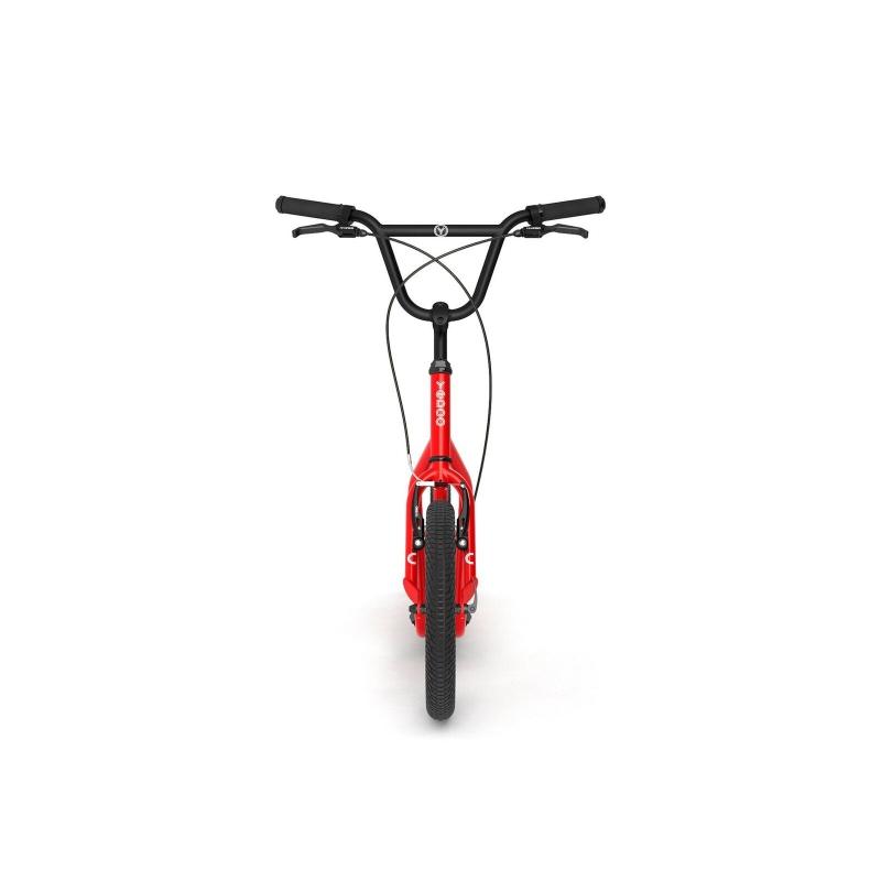 YEDOO Cityroller New Model 2020  rot