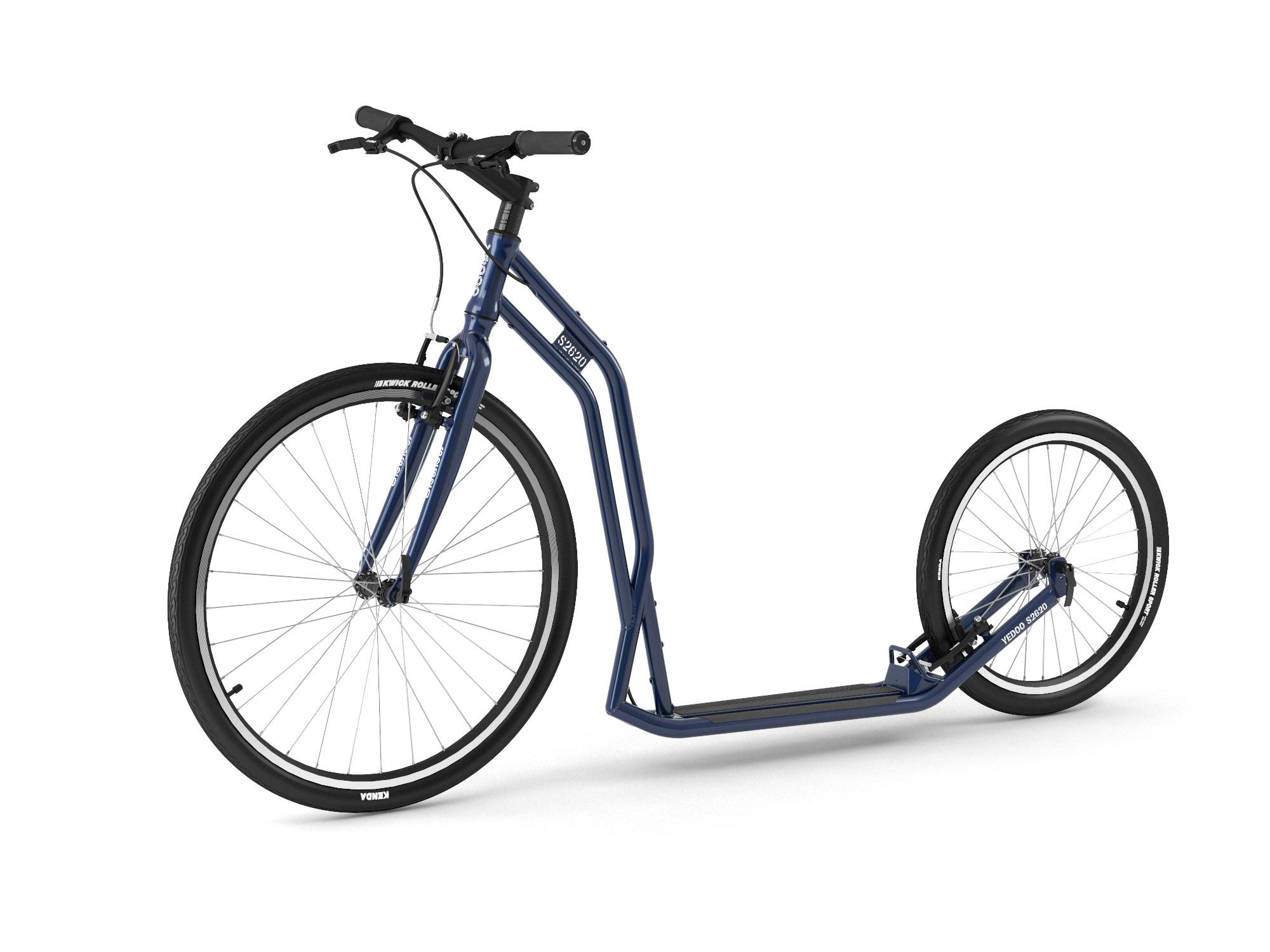 YEDOO Sport Tretroller  S2620 blue