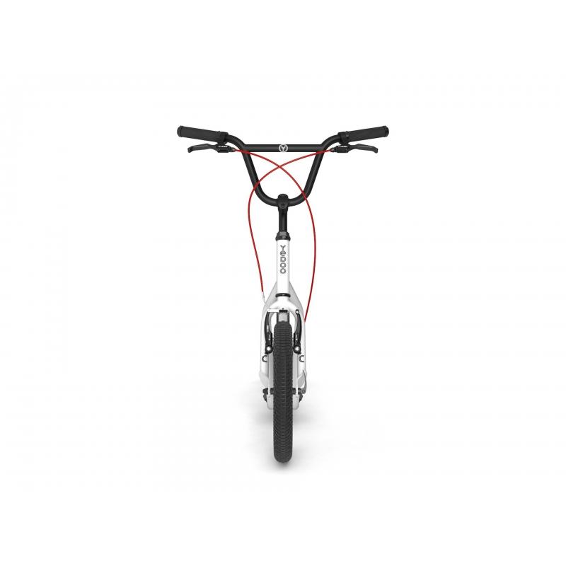 YEDOO Cityroller New Model 2020  weiß