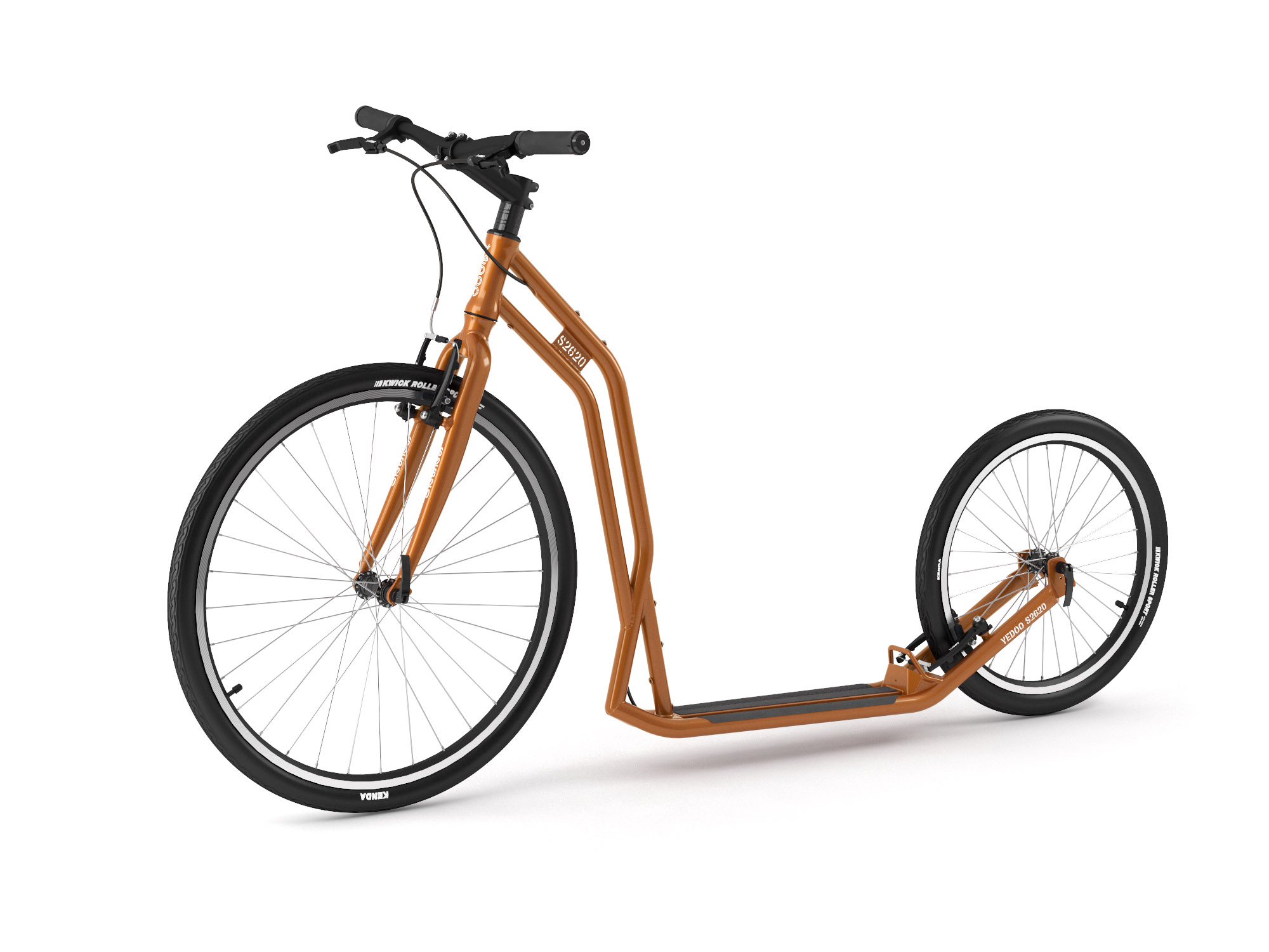 YEDOO Sport Tretroller  S2620 orange