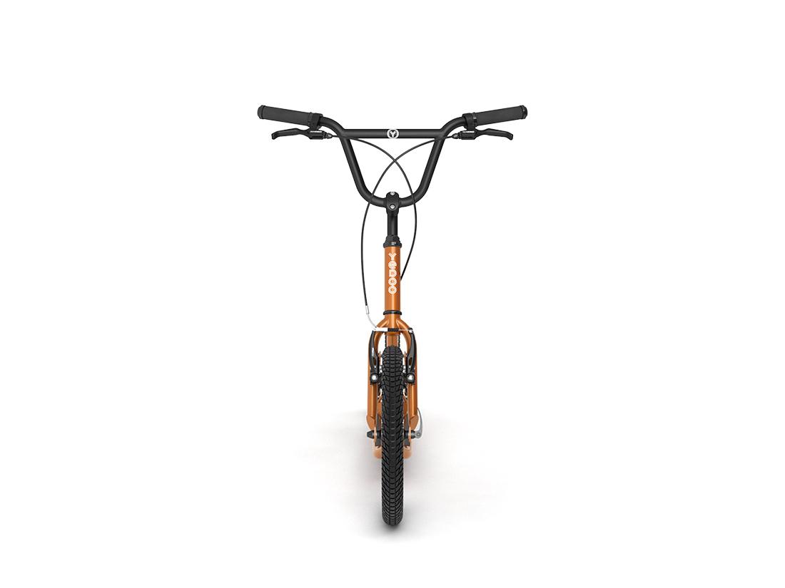 YEDOO Tretroller S1616 orange