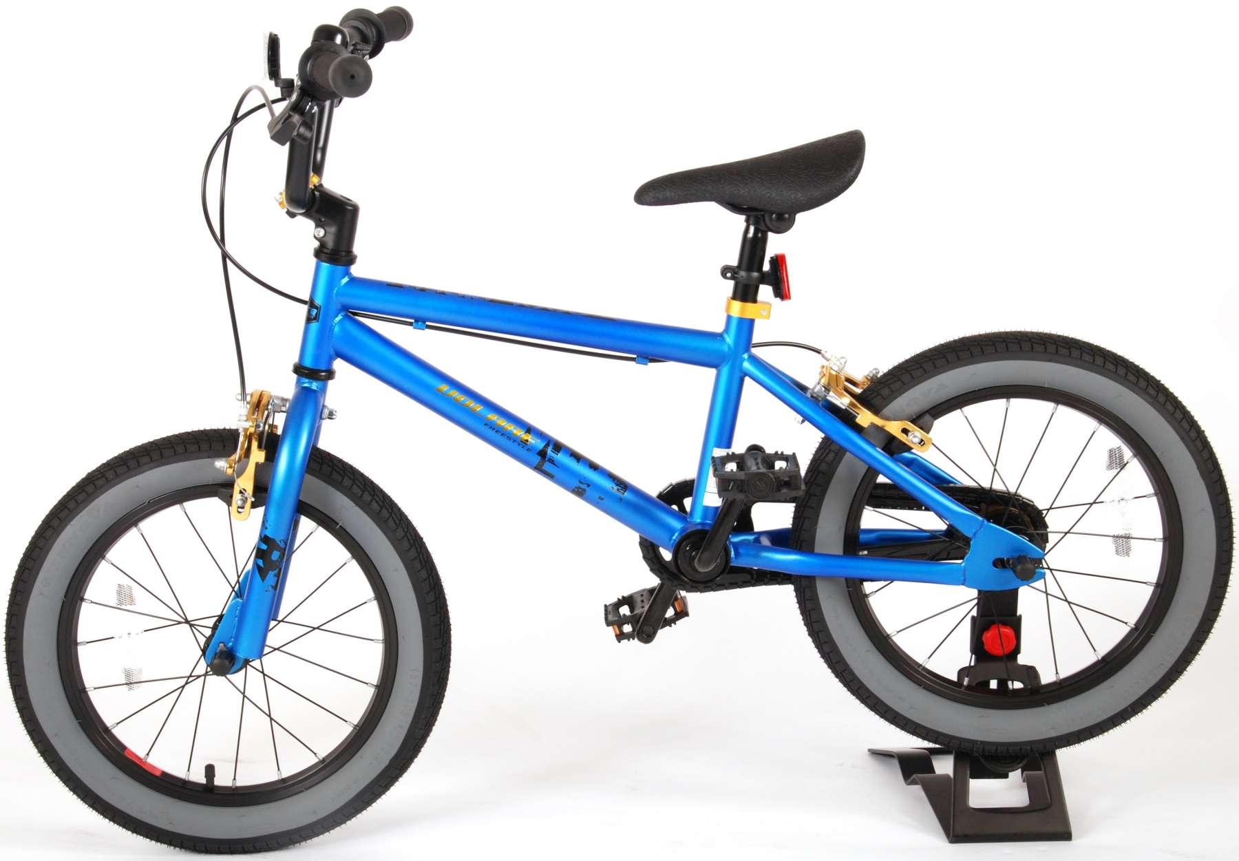 Cool Rider ohne Rücktrittbremse  Kinderfahrrad - 16 Zoll - Blau