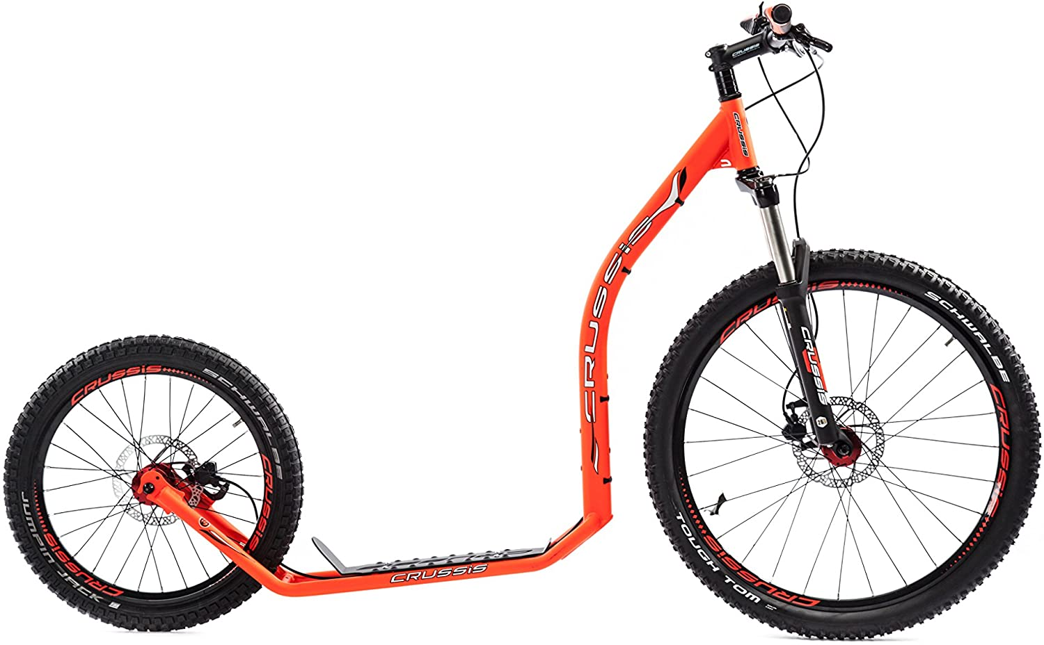 CRUSSIS CROSS TRETROLLER 6.1 ORANGE 26/20 HD