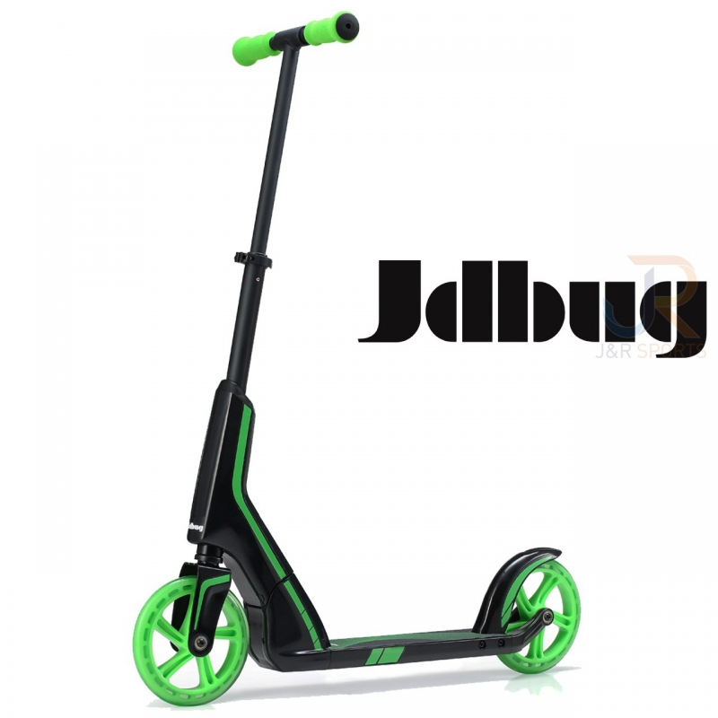 JD BUG KINDER SCOOTER SMART 185 BLACK-GREEN