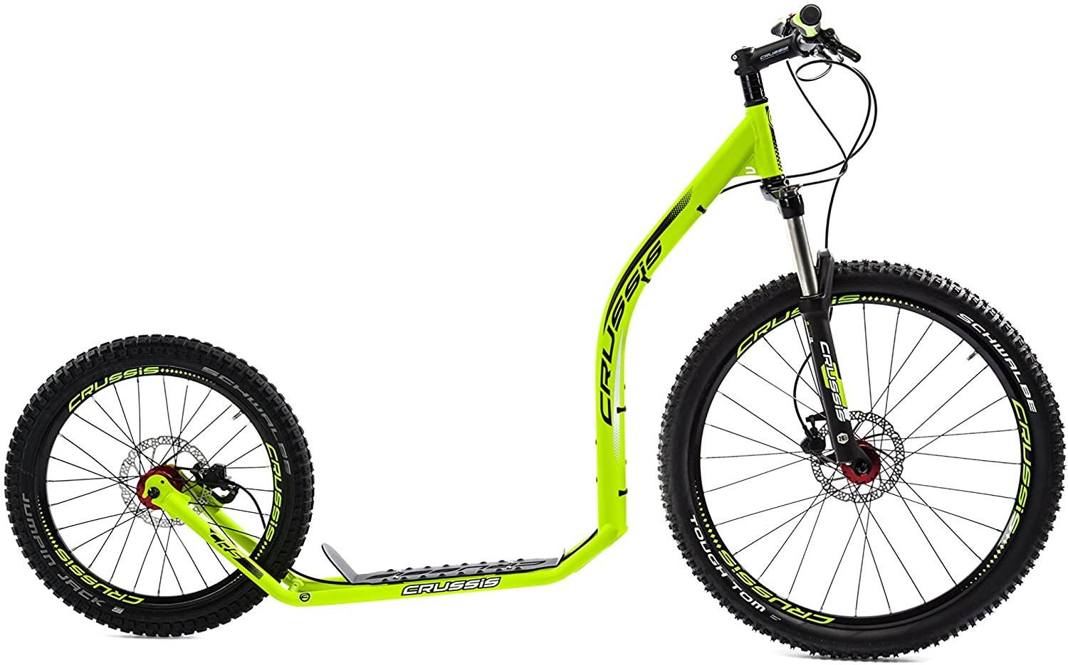 CRUSSIS CROSS TRETROLLER 6.2 GREEN 26/20 HD