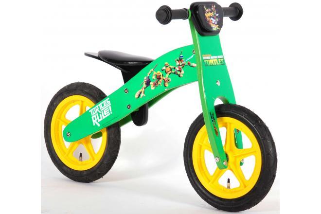 Teenage Mutant Ninja Turtles Holzjungen Balance Bike 12 Zoll
