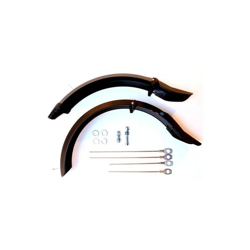 Schutzblech Set für   YEDOO CITY & Four (BASIC)