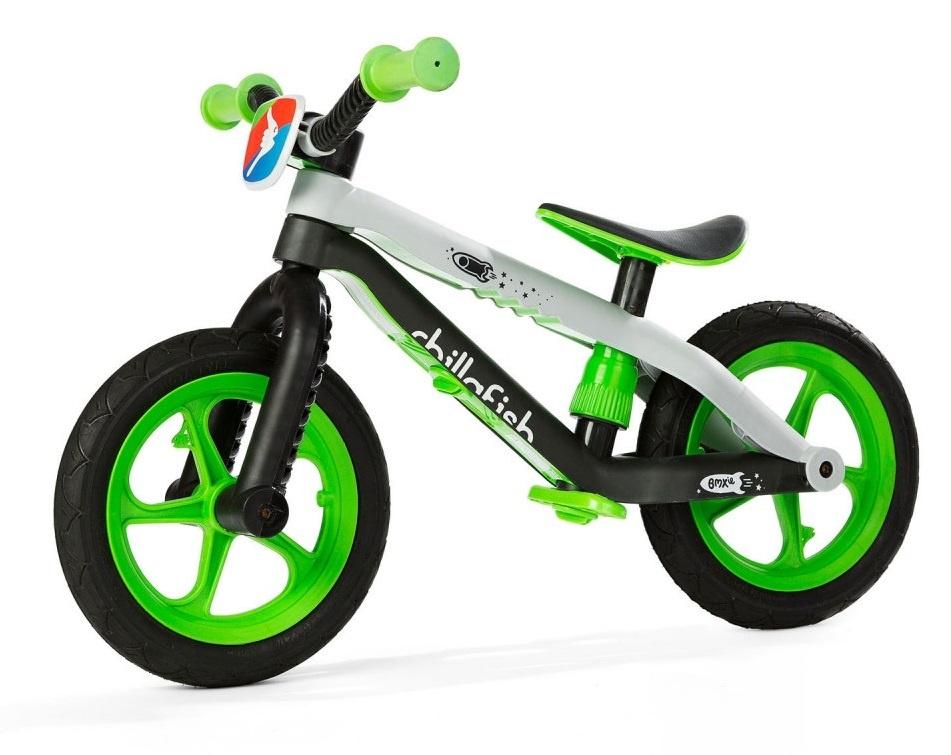 Chillafish BMXie-RS Laufrad 12 Zoll Jungen Neon Green