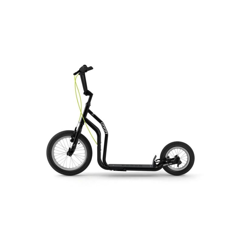 YEDOO Cityroller New Model 2020  schwarz